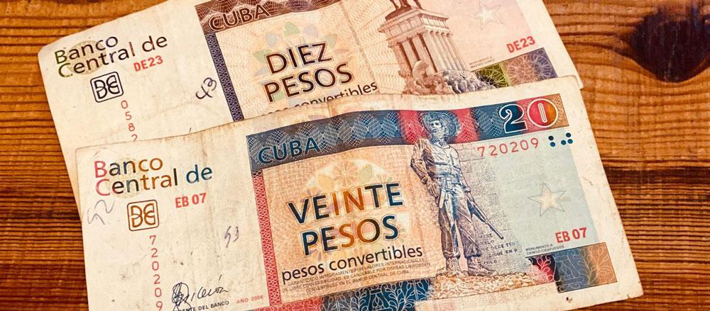 In Cuba, Cash is King!