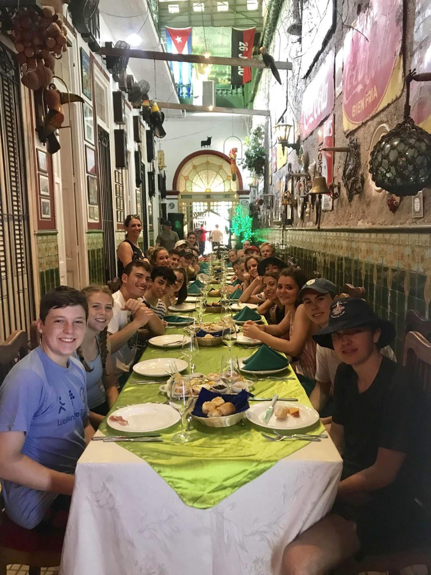 Colibri-Colorado Academy Cuba 12