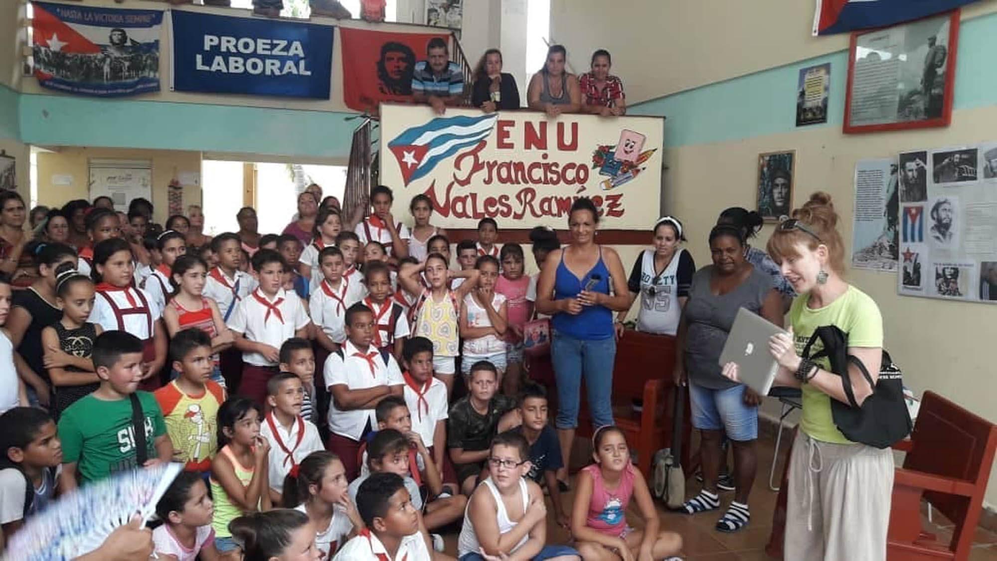 Colibri-Colorado Academy Cuba 19