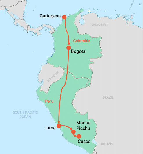 colibri-peruandcolombia-map