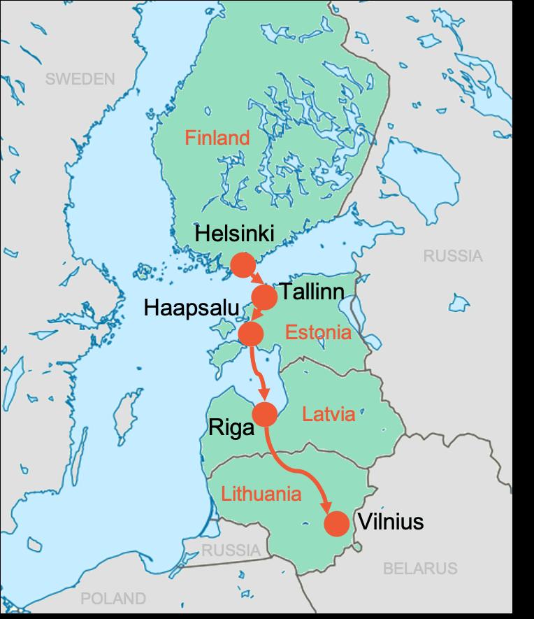 Colibri-Students-Map-Finland-Estonia-Latvia-Lithuania