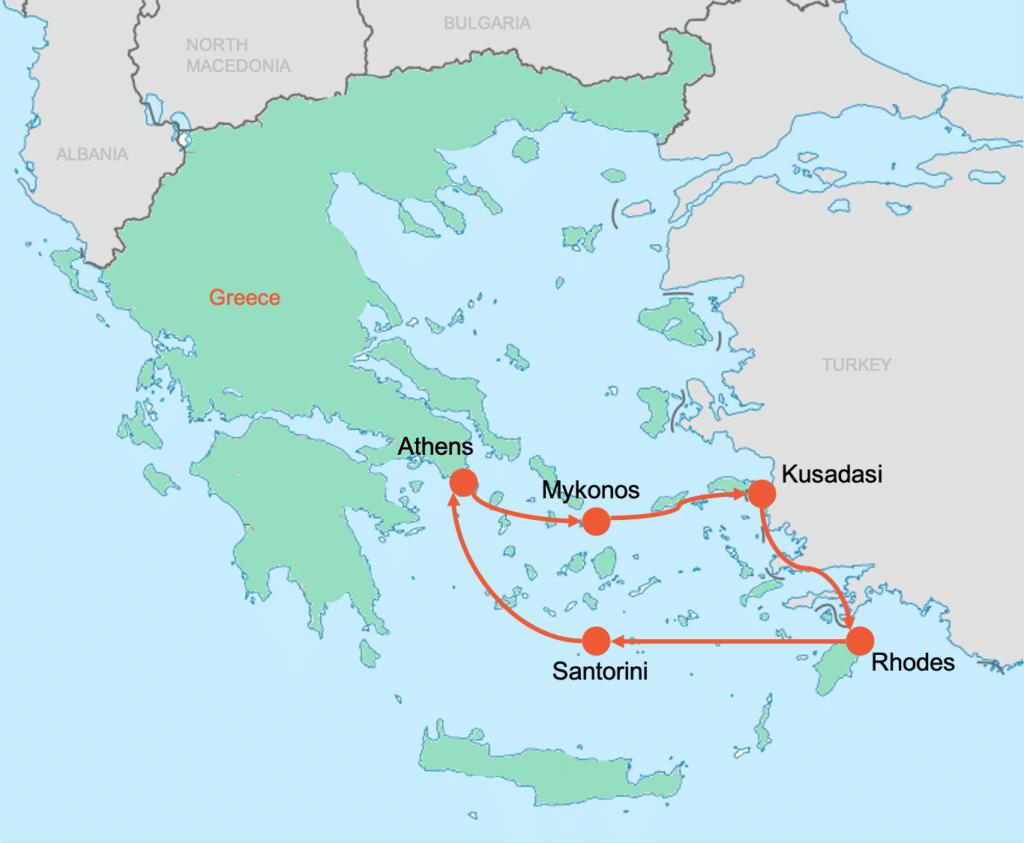 Colibri-Students-Trips-Map-Greece
