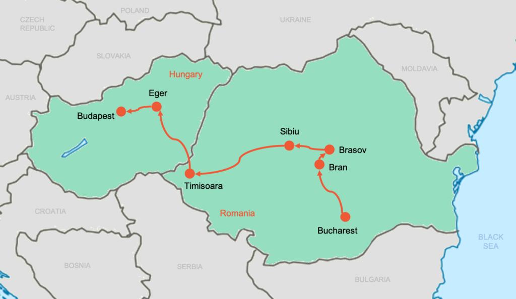 Colibri-Students-Map-Romania-Hungary